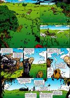 Spirit of a Dawn - Tome 1 : Chapitre 2 page 11
