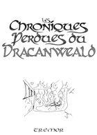 Chroniques du Dracanweald livre1 : Chapitre 1 page 3
