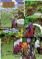 Chroniques du Dracanweald livre1 : Chapitre 1 page 7