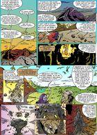 Chroniques du Dracanweald livre1 : Chapitre 1 page 16