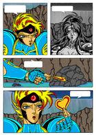 Saint Seiya Ultimate : Capítulo 17 página 9