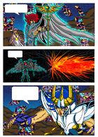 Saint Seiya Ultimate : Capítulo 17 página 18