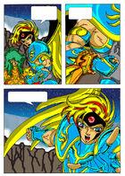 Saint Seiya Ultimate : Capítulo 17 página 22