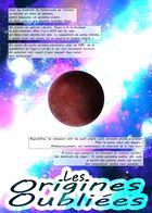 Les origines oubliées : Chapitre 1 page 1