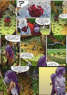Chroniques du Dracanweald livre1 : Chapitre 2 page 5