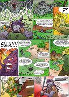 Chroniques du Dracanweald livre1 : Chapitre 2 page 6