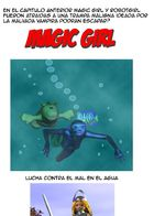 Magic Girl  : Capítulo 9 página 1