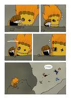Chroniques d'un nouveau monde : Chapitre 4 page 3