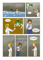 Chroniques d'un nouveau monde : Chapitre 4 page 8
