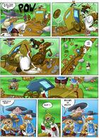 Trois Mousquetaires : Chapitre 1 page 3