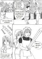 J'aime un Perso de Manga : Chapitre 3 page 9