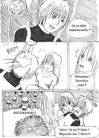 J'aime un Perso de Manga : Chapitre 3 page 11