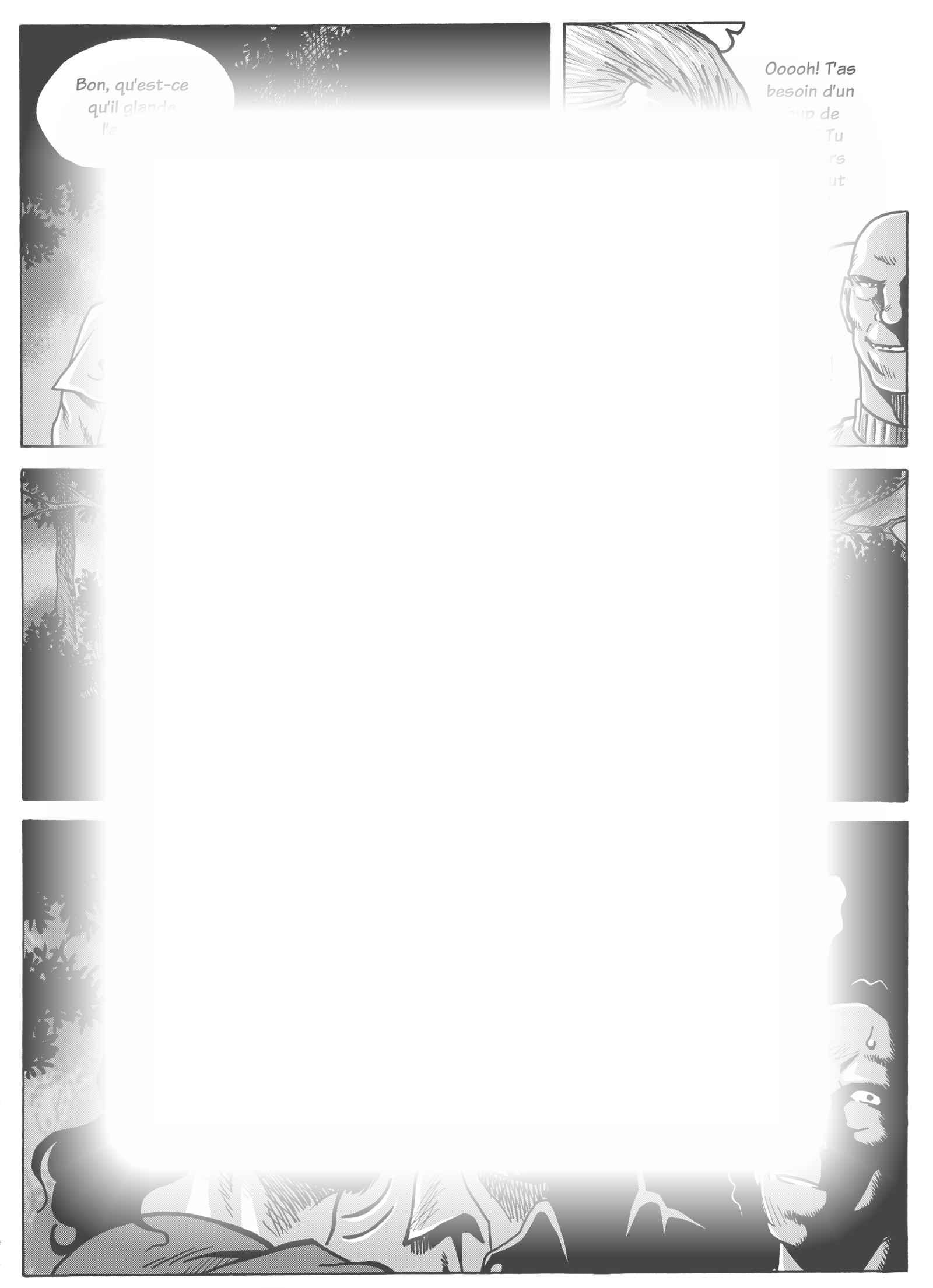Dark Eagle : Chapitre 16 page 10