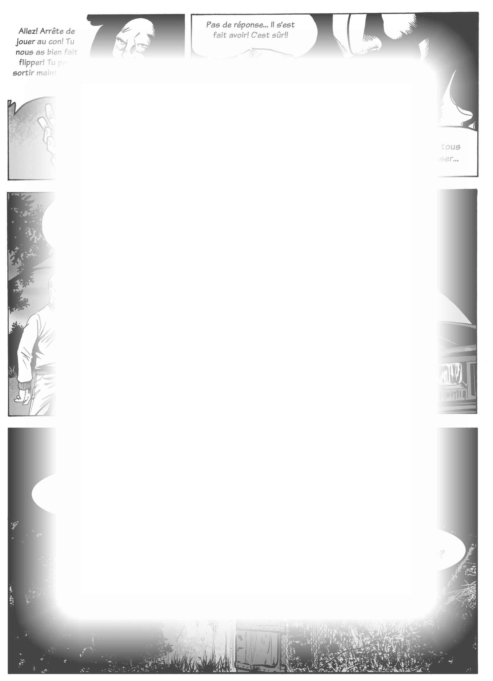 Dark Eagle : Chapitre 16 page 11