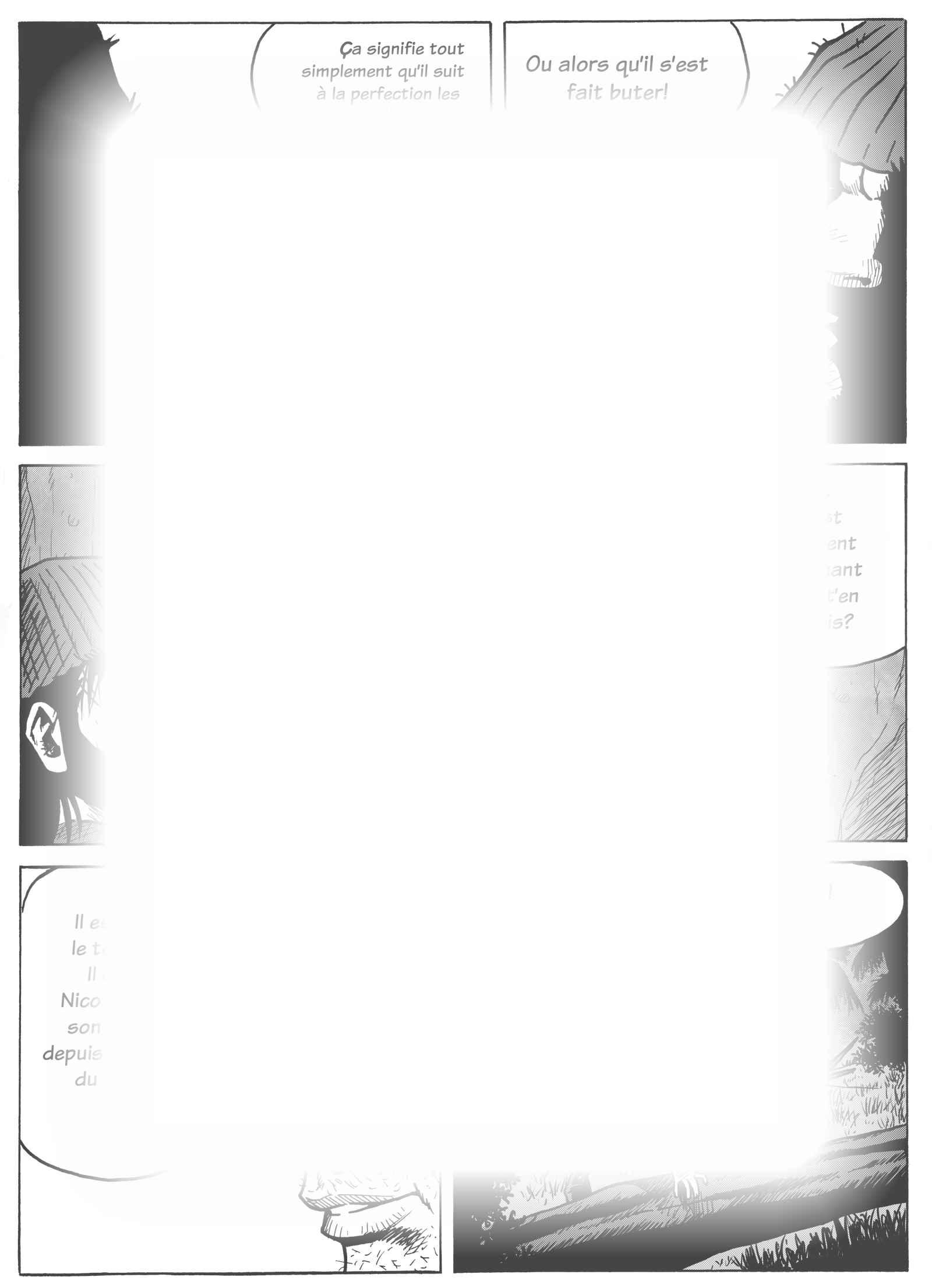 Dark Eagle : Chapitre 16 page 12