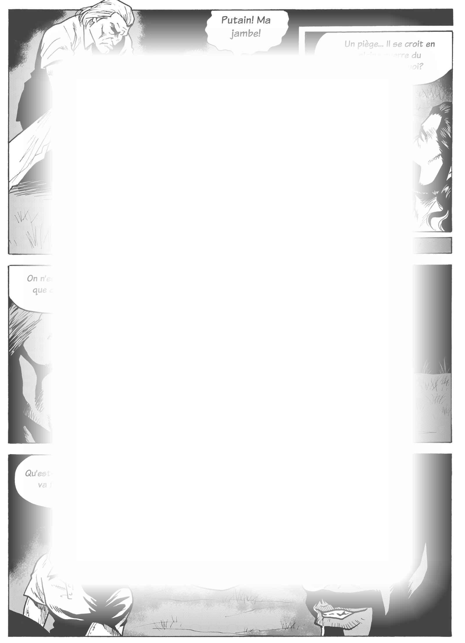 Dark Eagle : Chapitre 16 page 14