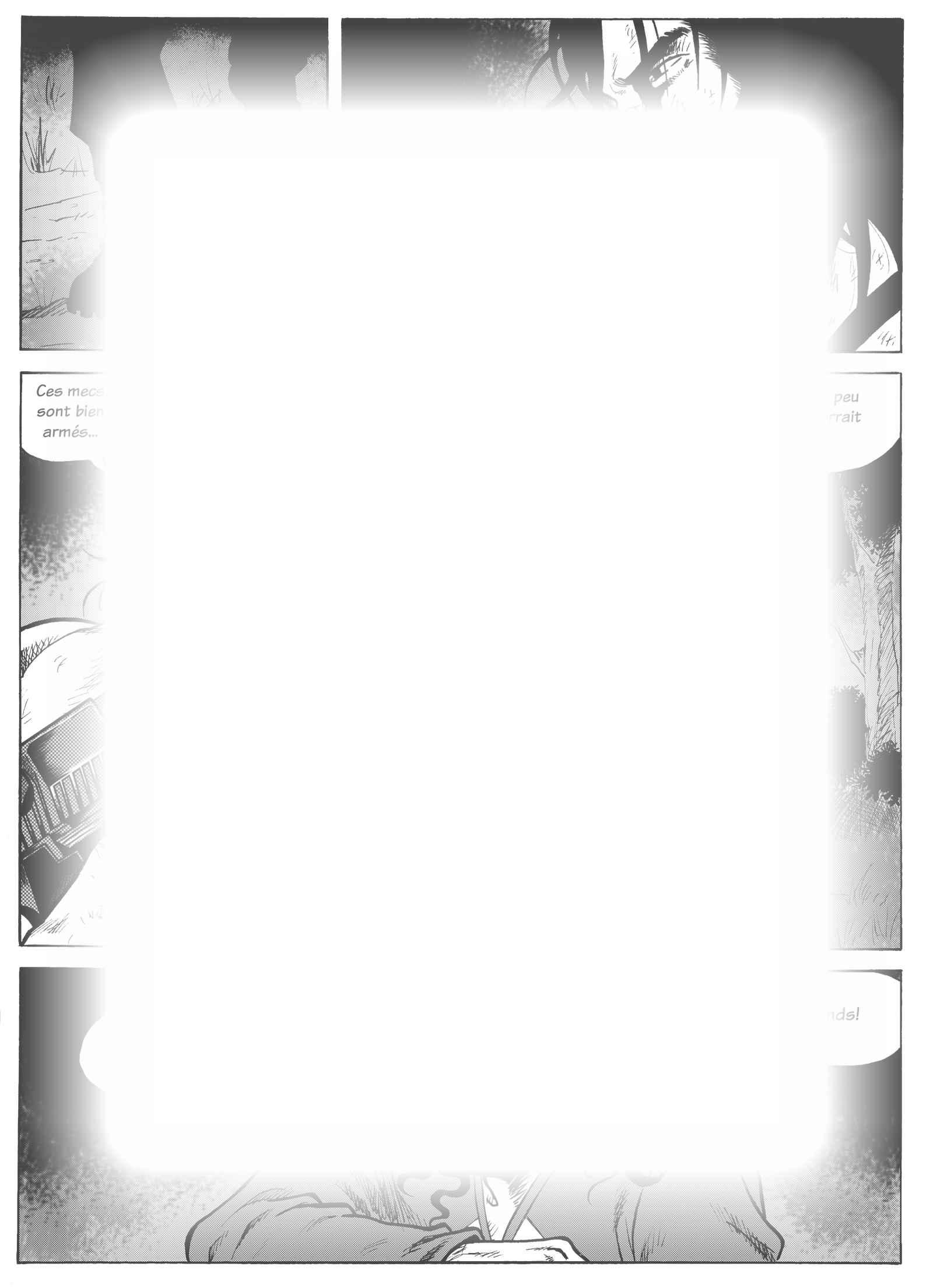 Dark Eagle : Chapitre 16 page 15