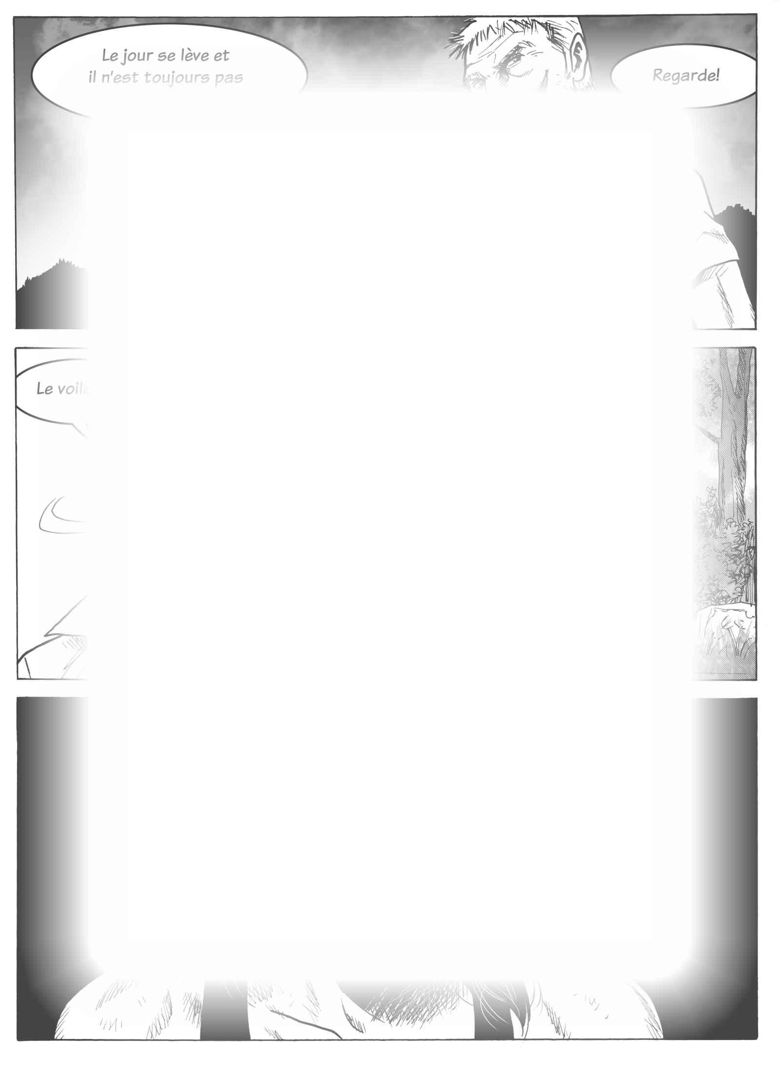 Dark Eagle : Chapitre 16 page 19