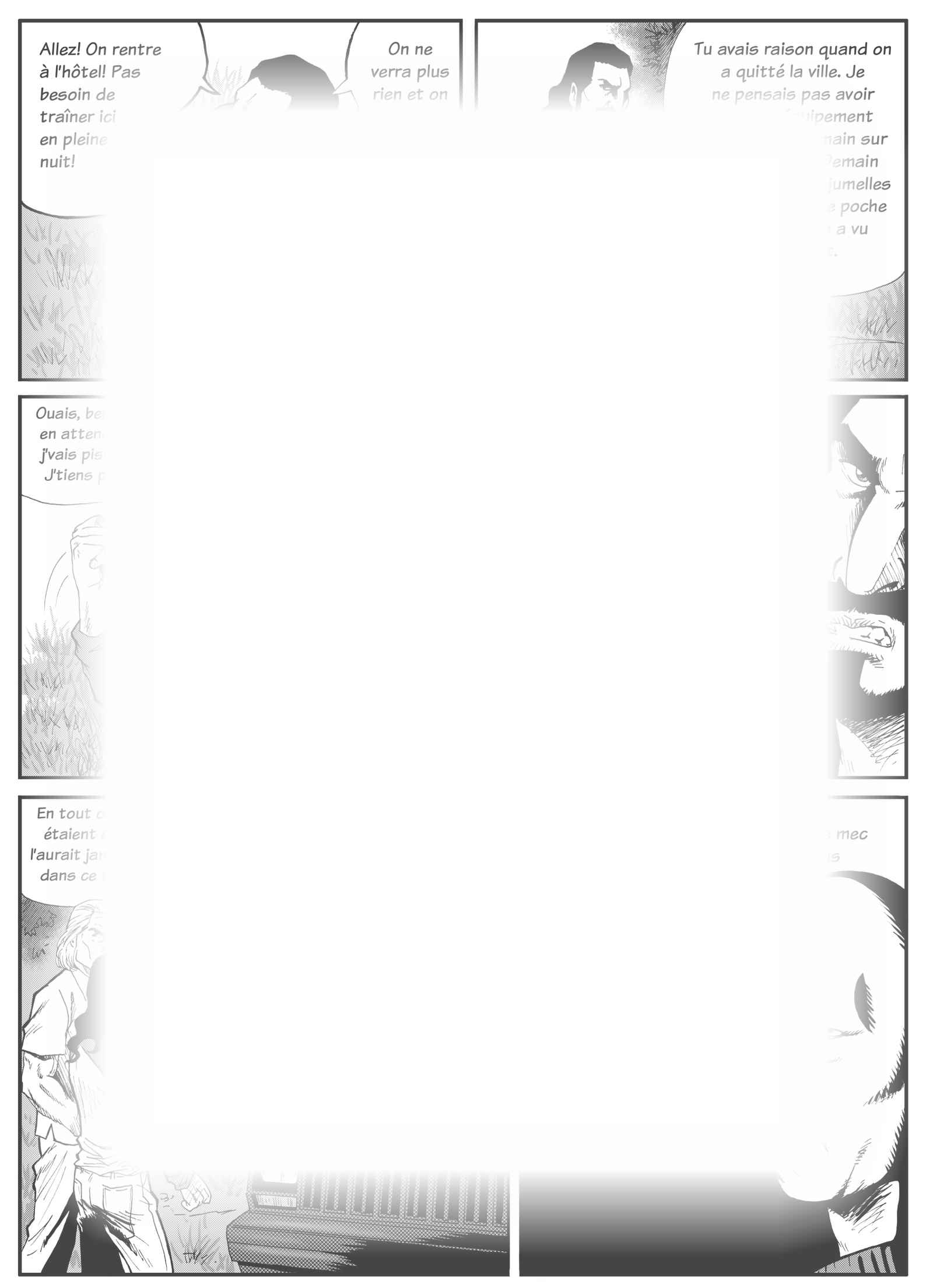 Dark Eagle : Chapitre 16 page 8
