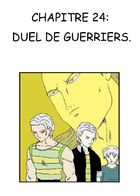 Guerriers Psychiques : Chapter 24 page 1
