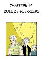 Guerriers Psychiques : Chapitre 24 page 1