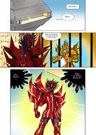 Saint Seiya - Eole Chapter : Chapitre 3 page 13