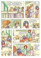 la Revanche du Blond Pervers : Chapitre 2 page 14