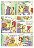 la Revanche du Blond Pervers : Chapitre 2 page 3