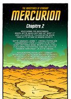 Starship Mercurion : Chapitre 2 page 1