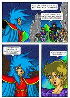 Saint Seiya Ultimate : Chapitre 18 page 11