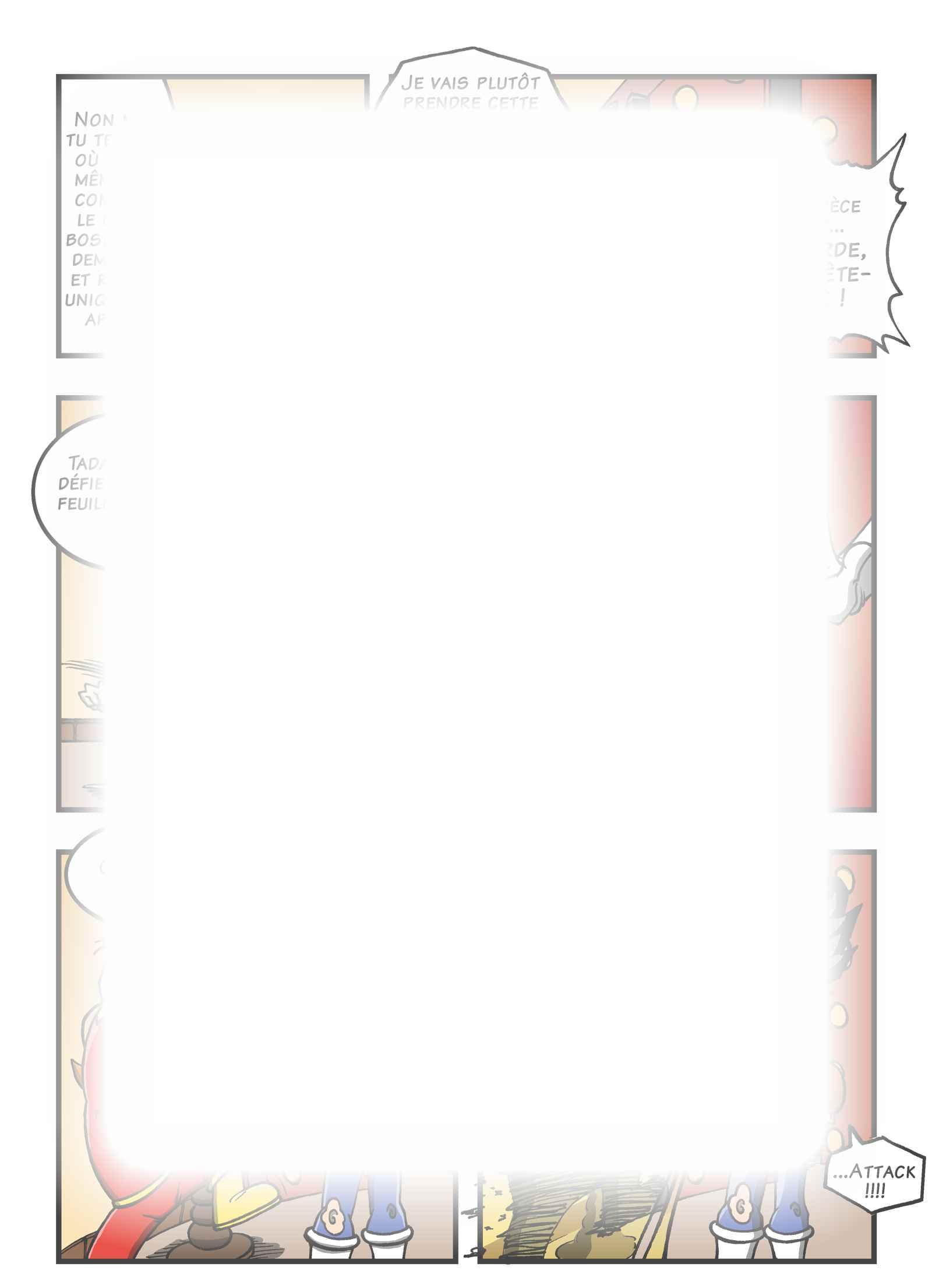 Super Dragon Bros Z : Chapitre 12 page 4