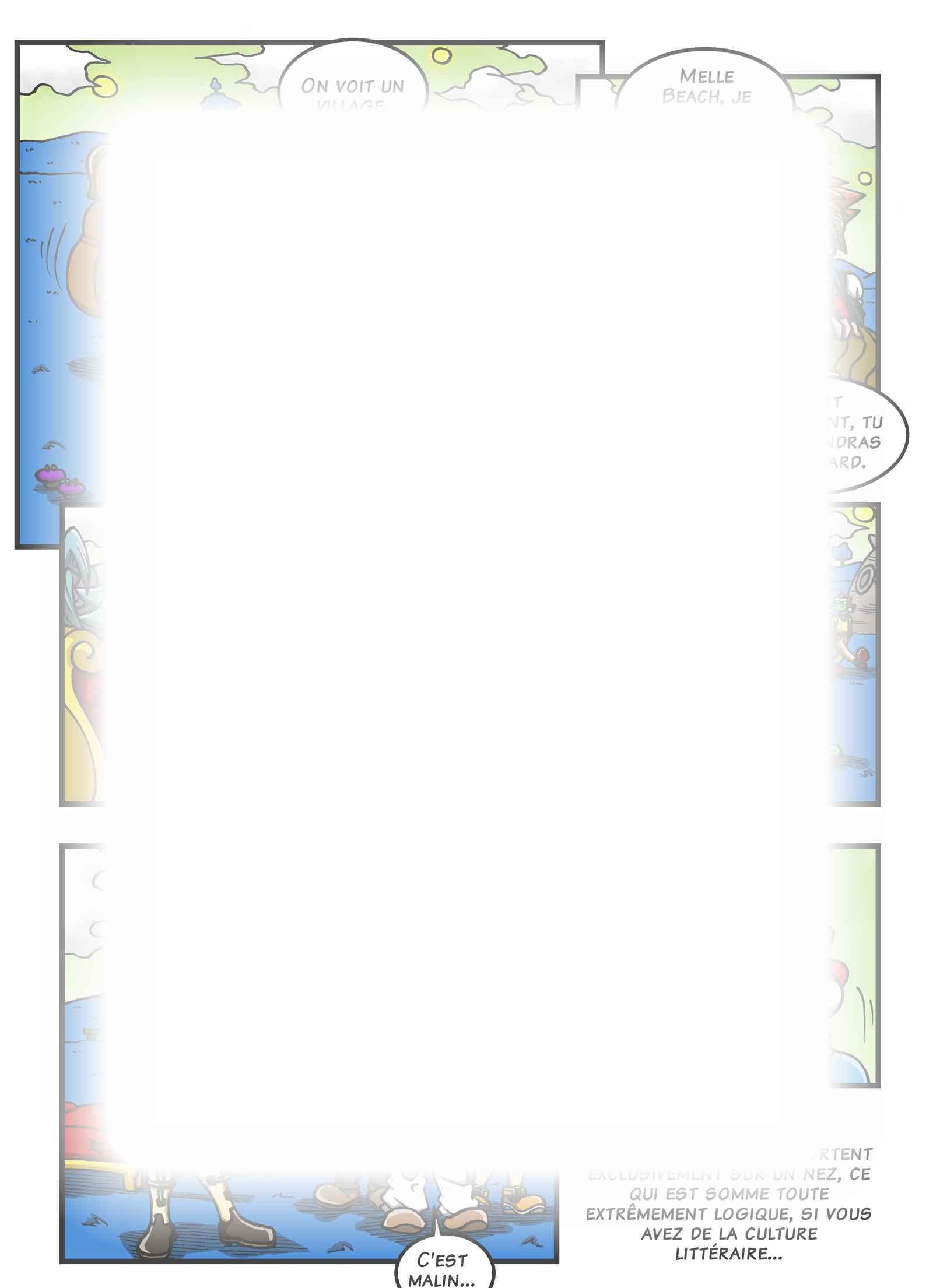Super Dragon Bros Z : Chapitre 12 page 8
