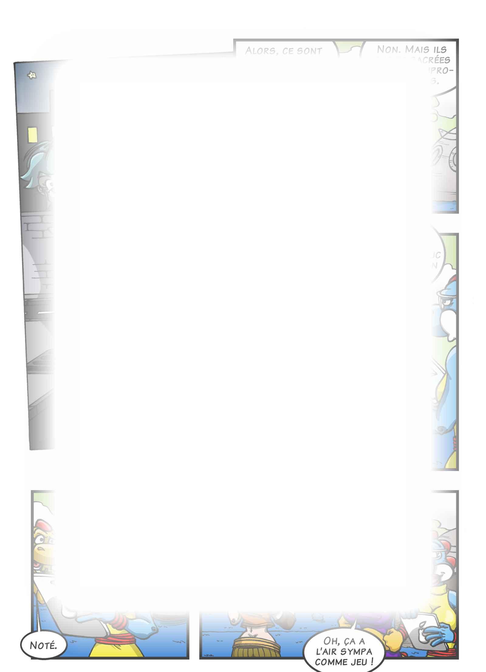 Super Dragon Bros Z : Chapitre 12 page 11
