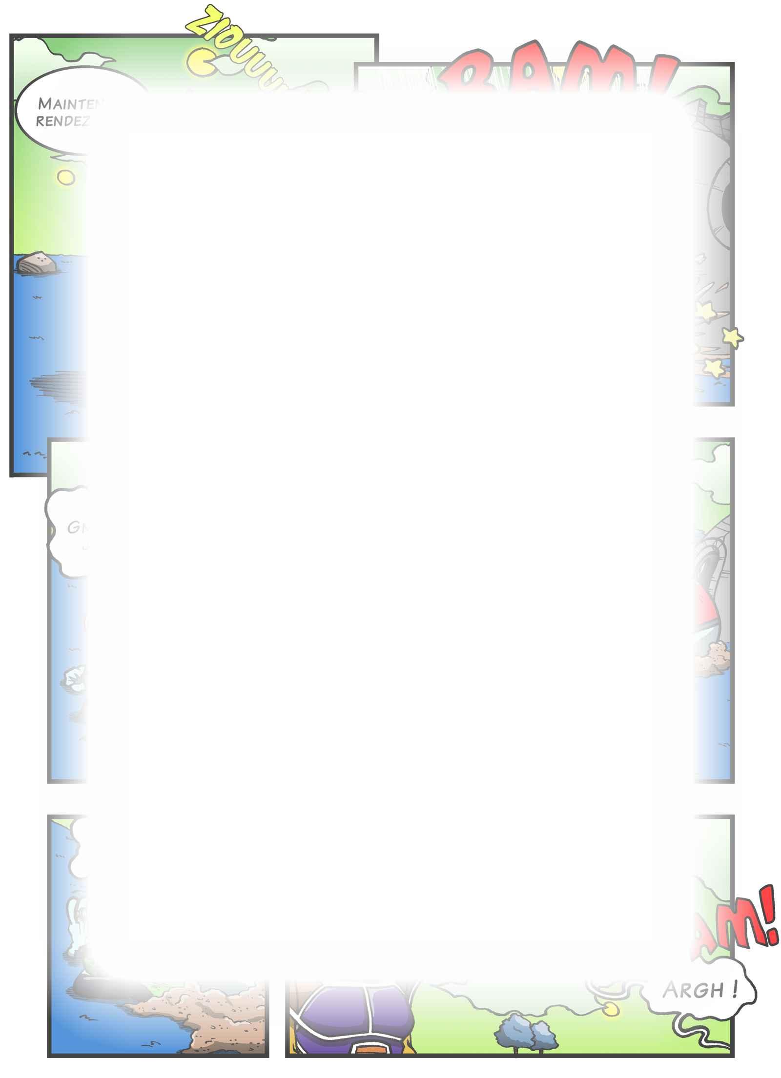 Super Dragon Bros Z : Chapitre 12 page 15
