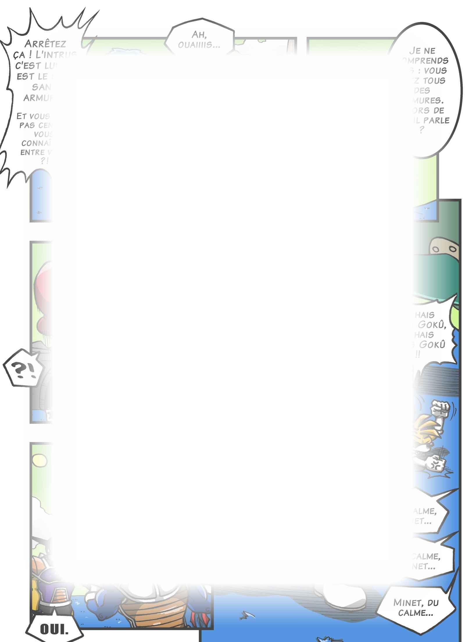 Super Dragon Bros Z : Chapitre 12 page 20