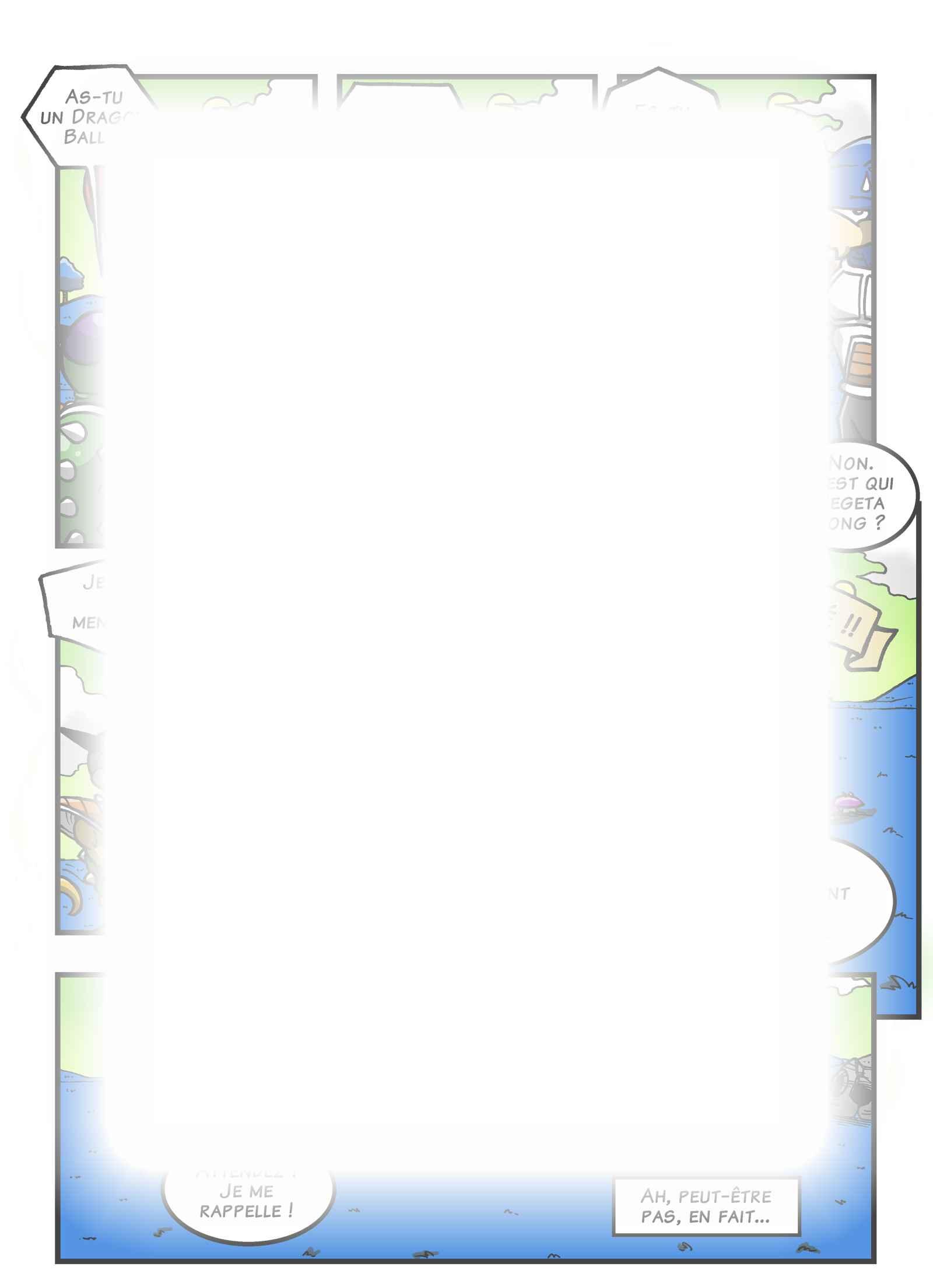 Super Dragon Bros Z : Chapitre 12 page 21