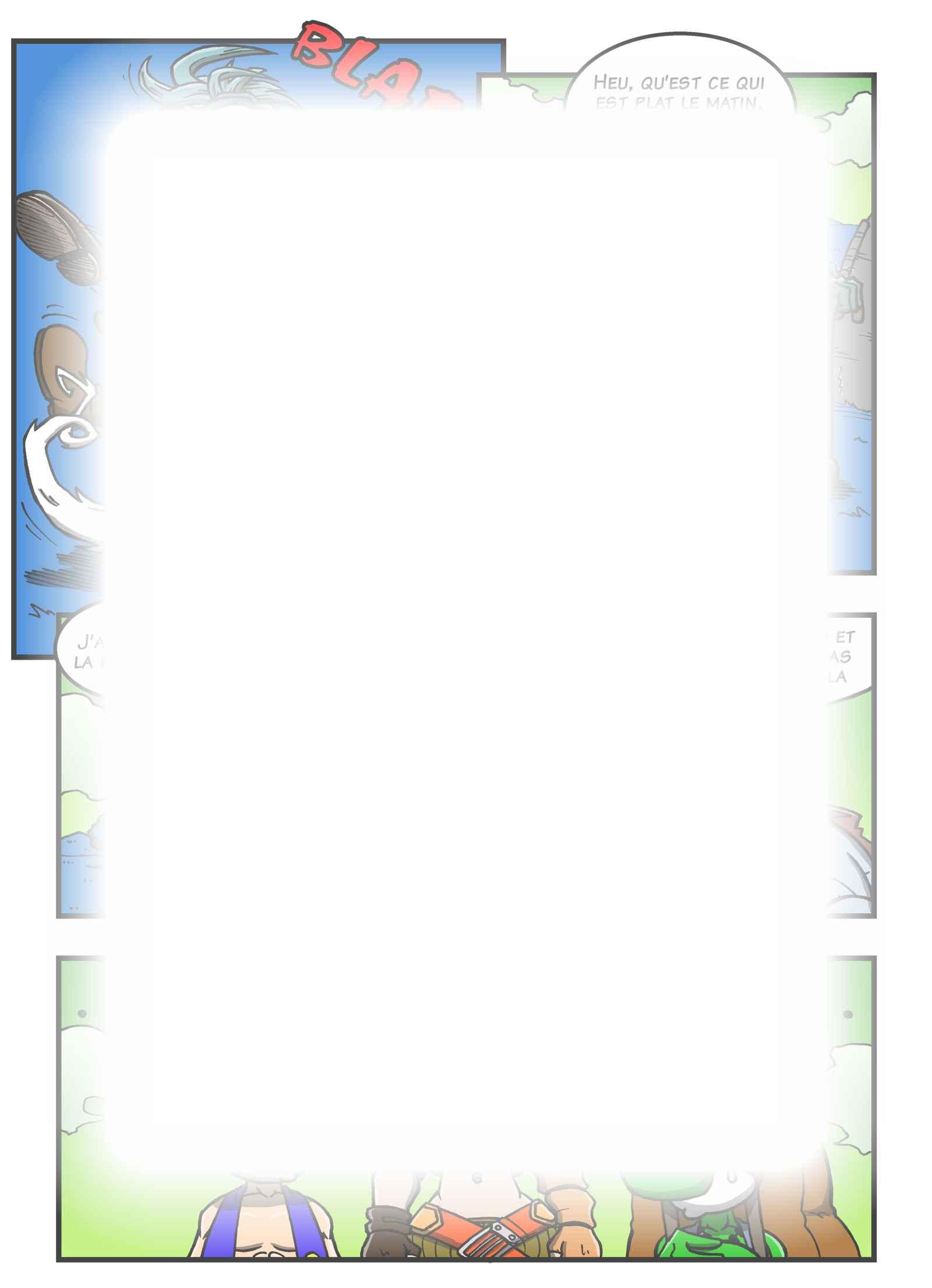 Super Dragon Bros Z : Chapitre 12 page 23