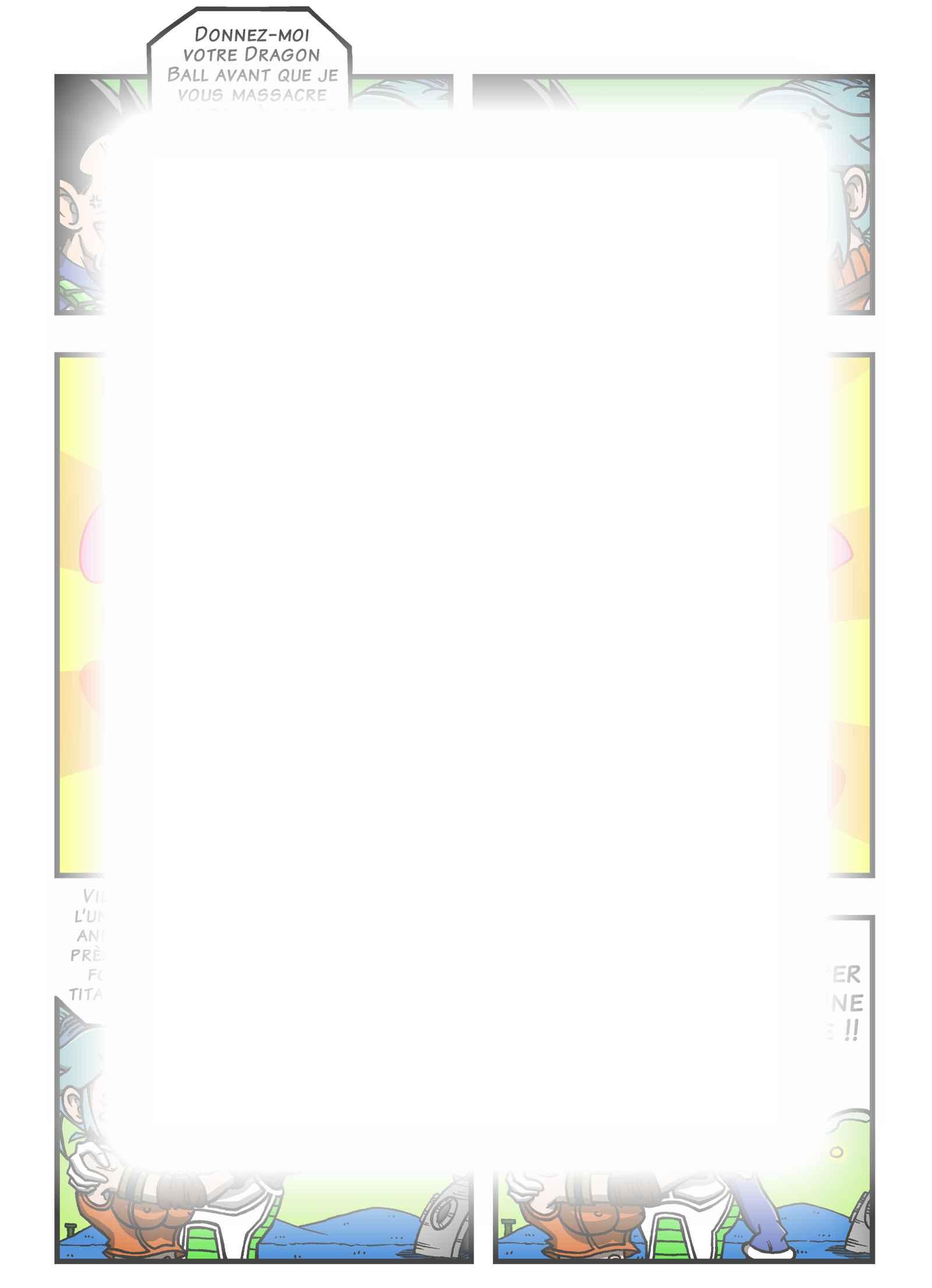 Super Dragon Bros Z : Chapitre 12 page 26