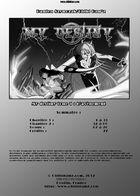 My Destiny  : Chapitre 1 page 2