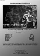 My Destiny  : Chapitre 4 page 2