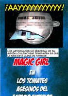 Magic Girl  : Capítulo 15 página 3