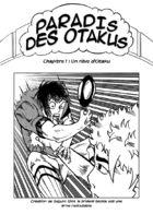 Paradis des otakus : Chapitre 1 page 2
