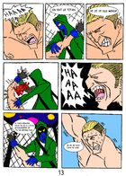 galactik man : Chapitre 2 page 15