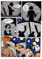 galactik man : Chapitre 2 page 11