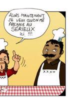 Ze crazy cooks : Chapitre 3 page 13