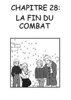Guerriers Psychiques : Chapitre 28 page 1
