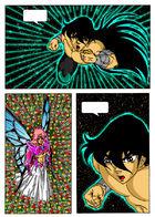 Saint Seiya Ultimate : Capítulo 19 página 11