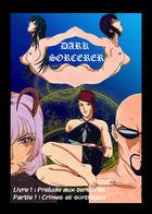 Dark Sorcerer : Chapitre 1 page 1