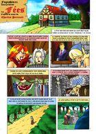 les fées : Глава 1 страница 1