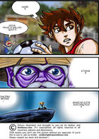 Saint Seiya - Ocean Chapter : Chapitre 2 page 10